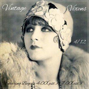 MONDAY 4/12 Vintage Vixens Sign Up Sheet